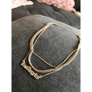 Los Angeles Gold Chain